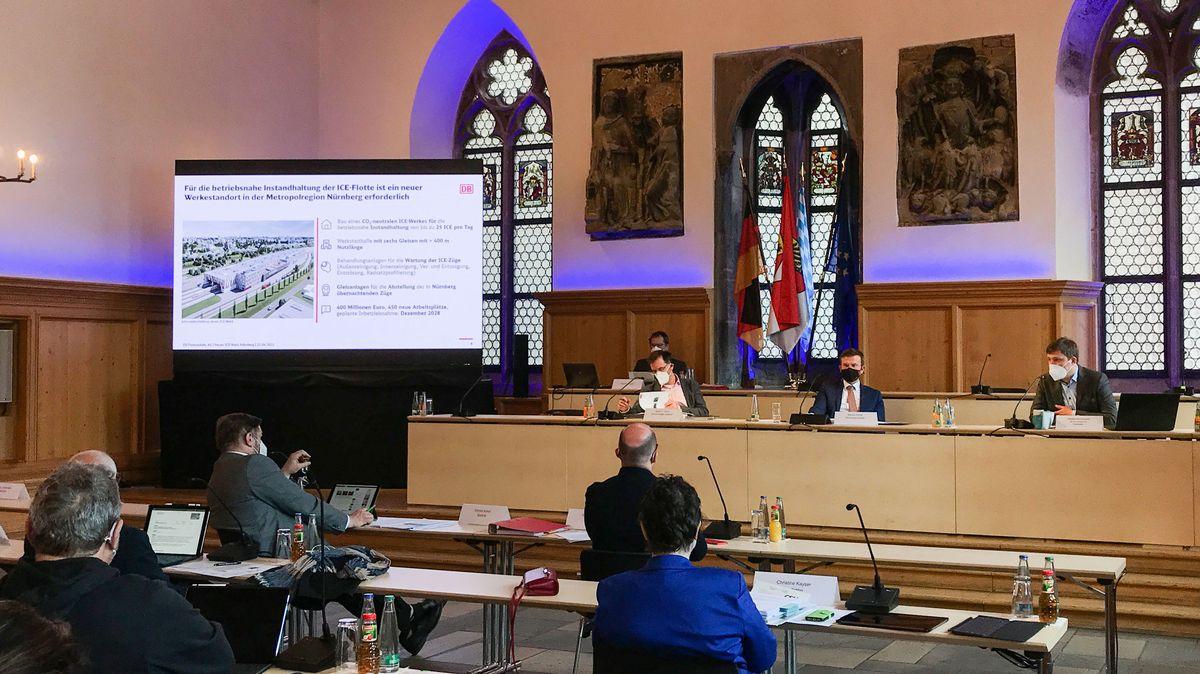 Planungsausschuss der Stadt Nürnberg