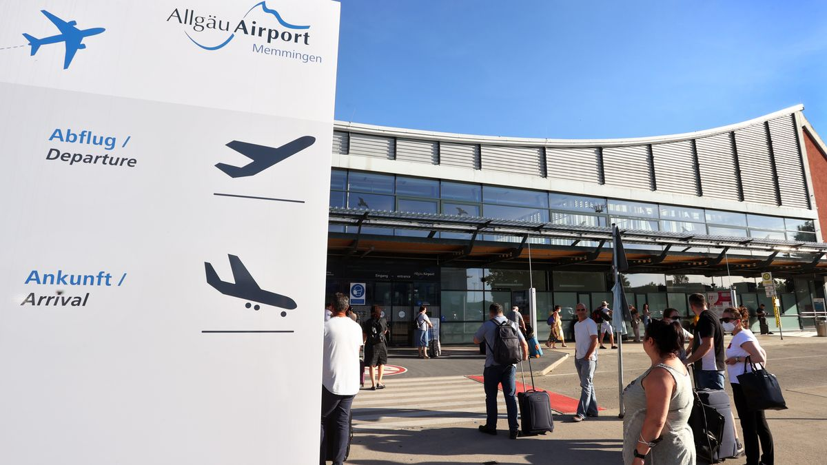 Flughafen Memmingen