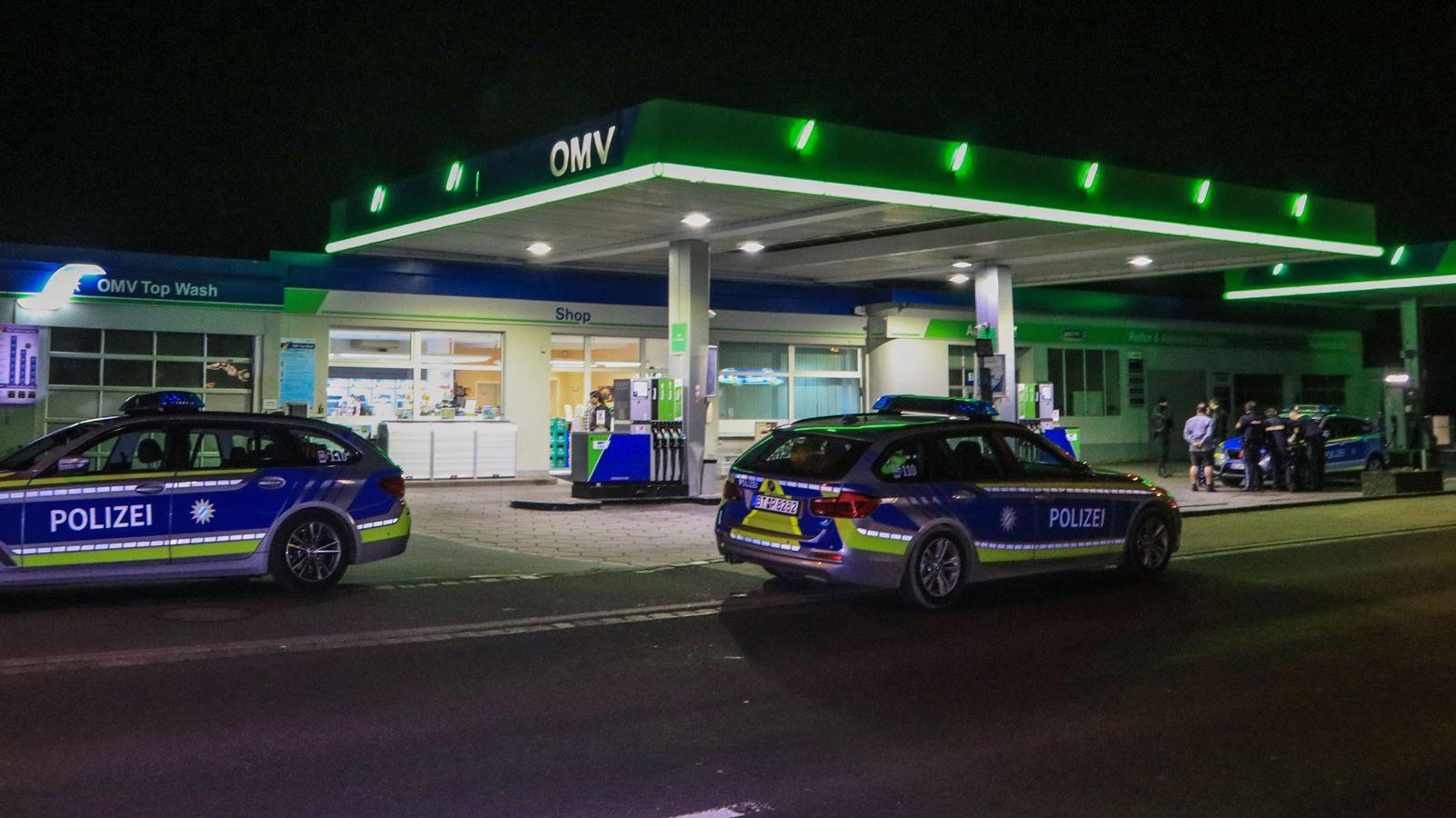 Tankstellenüberfall in Strullendorf – Zeugen gesucht