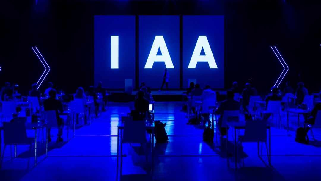 Internationale Automobilausstellung IAA Mobility