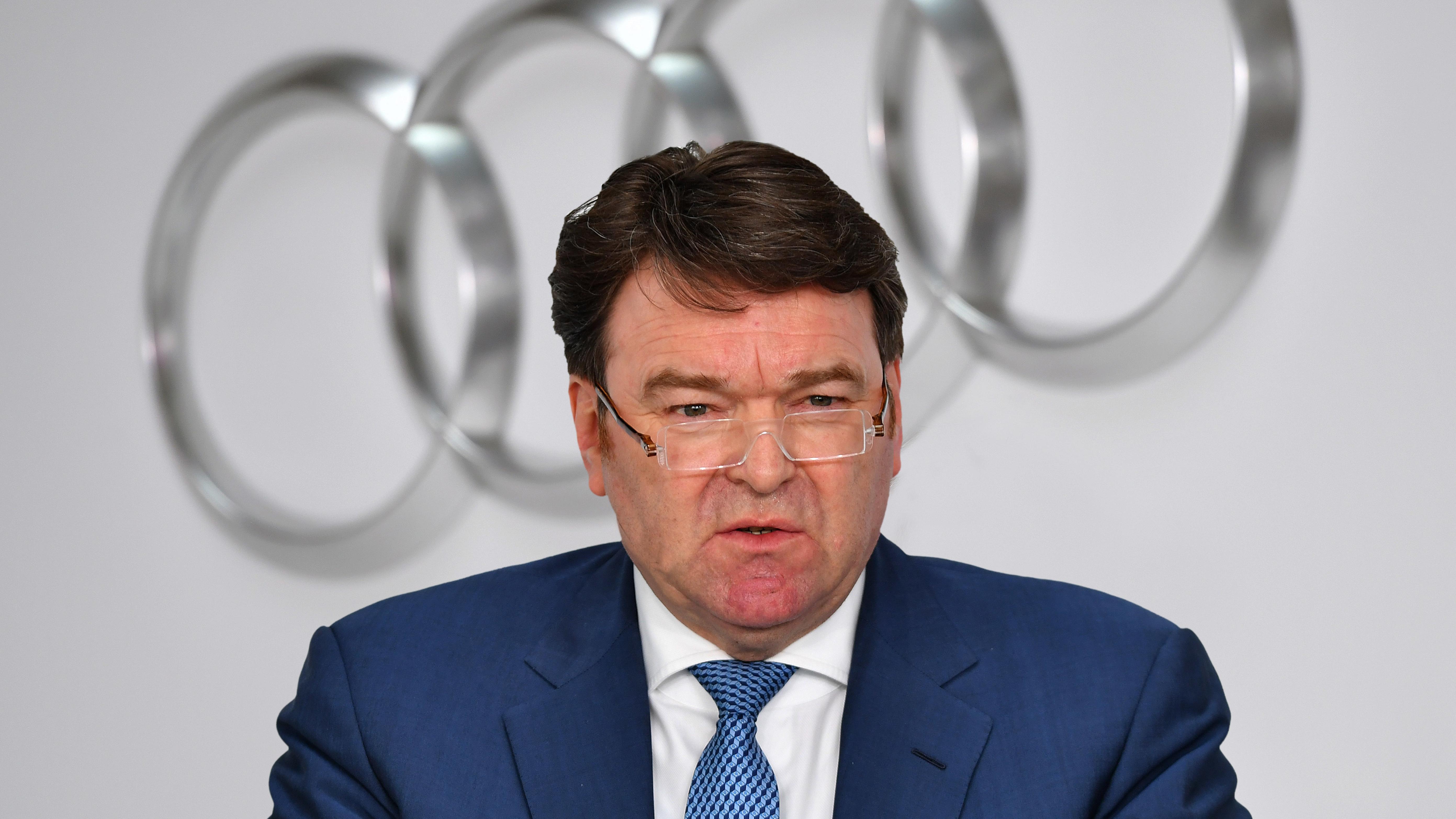 Bram Schot soll zum neuen Vorstandsvorsitzenden der AUDI AG bestellt werden.