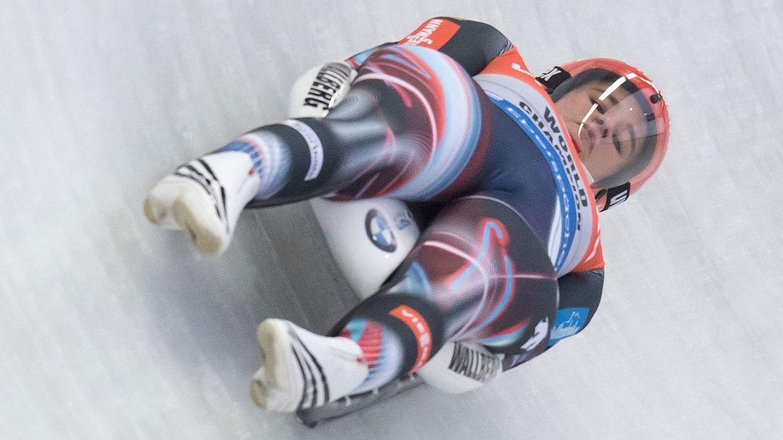 Natalie Geisenberger in Königssee