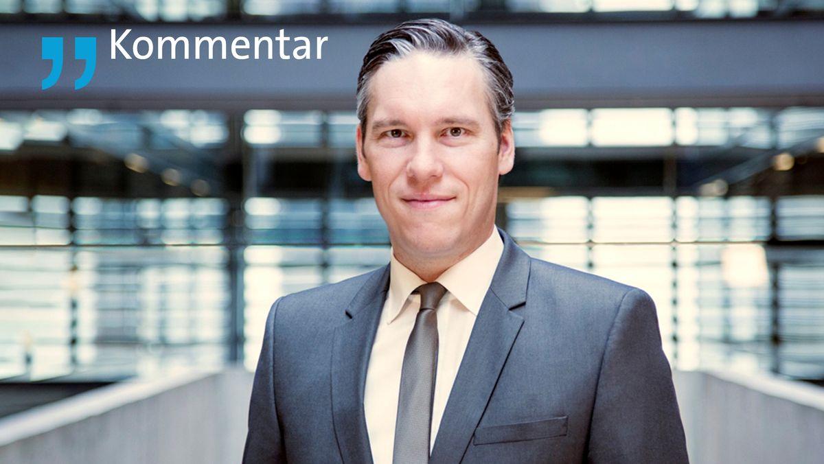 Achim Wendler, Chef der Redaktion der Landespolitik im BR