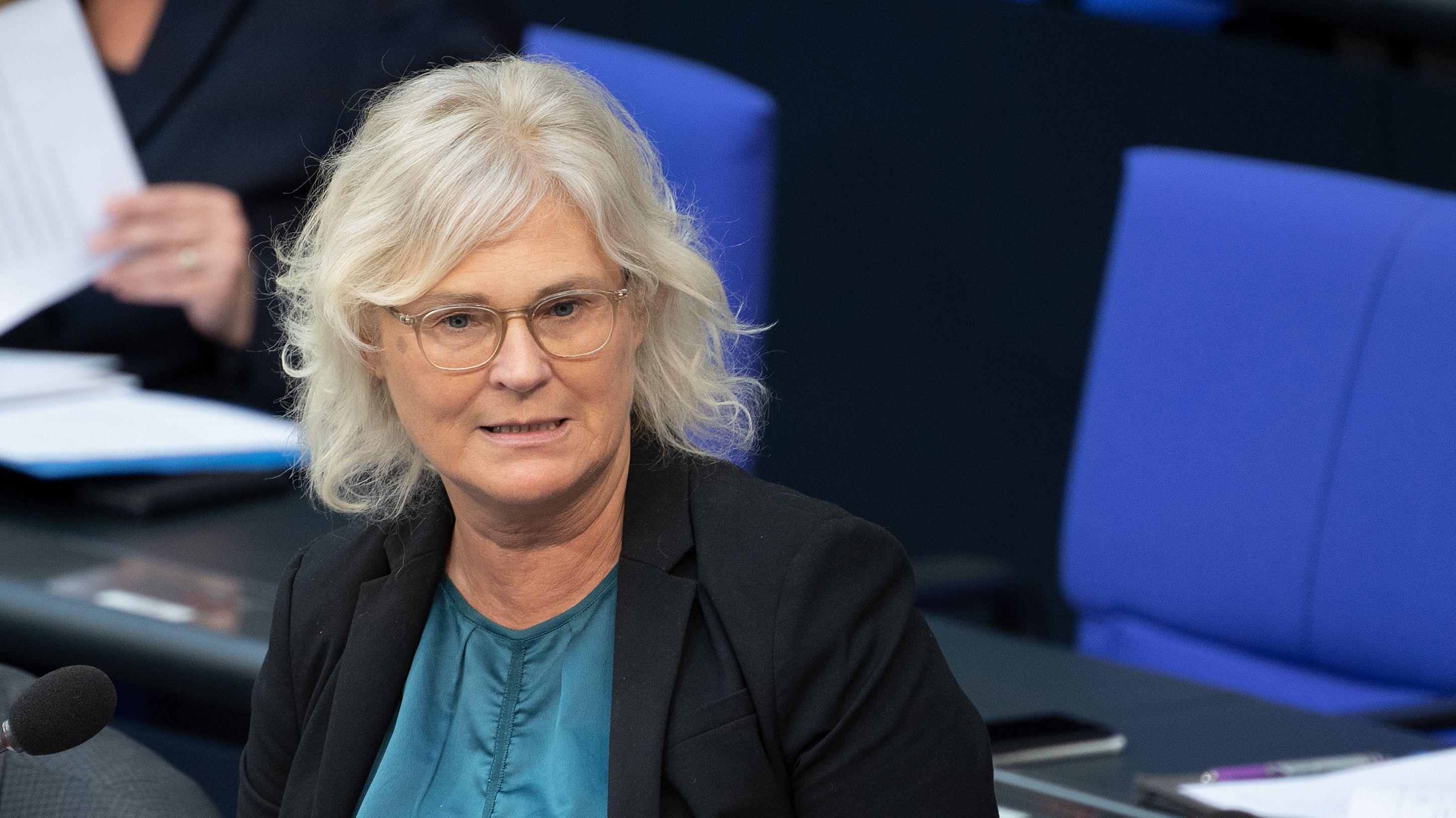 Christine Lambrecht soll neue Justizministerin werden