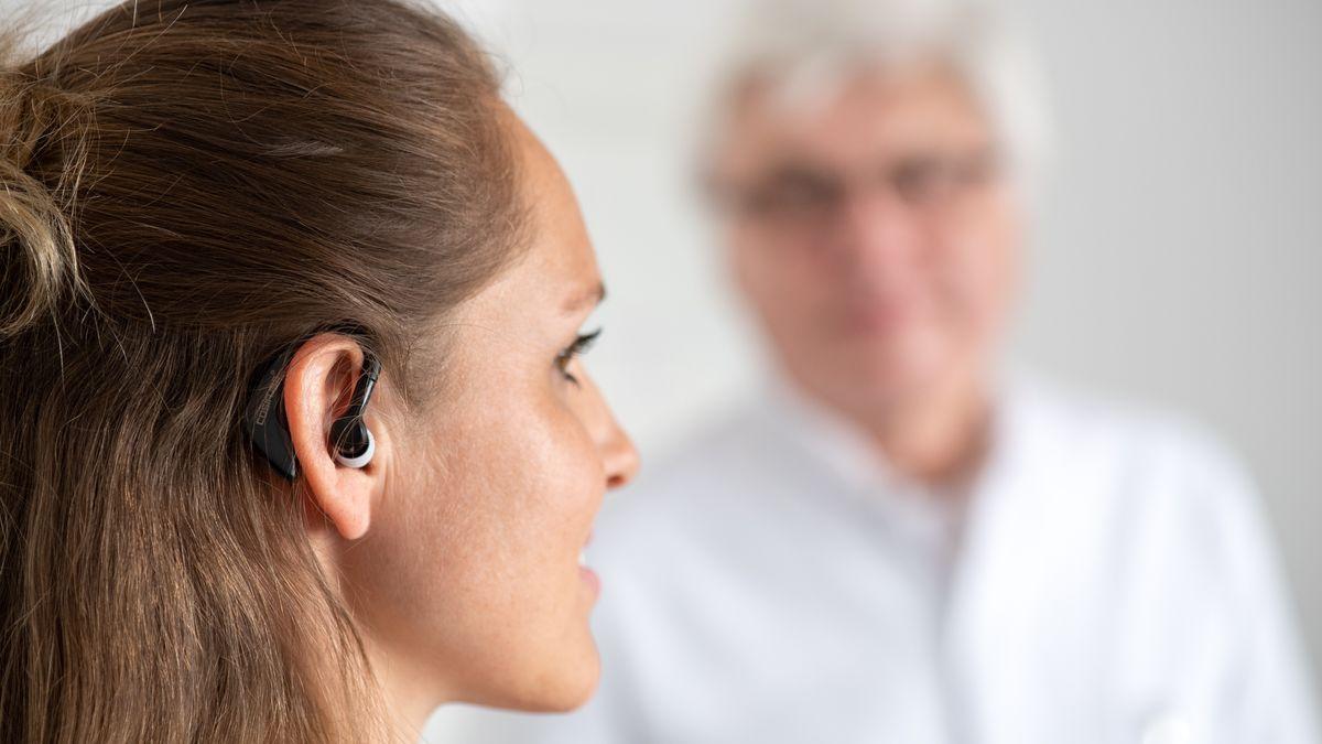 Ohrensensoren für Corona-Patienten