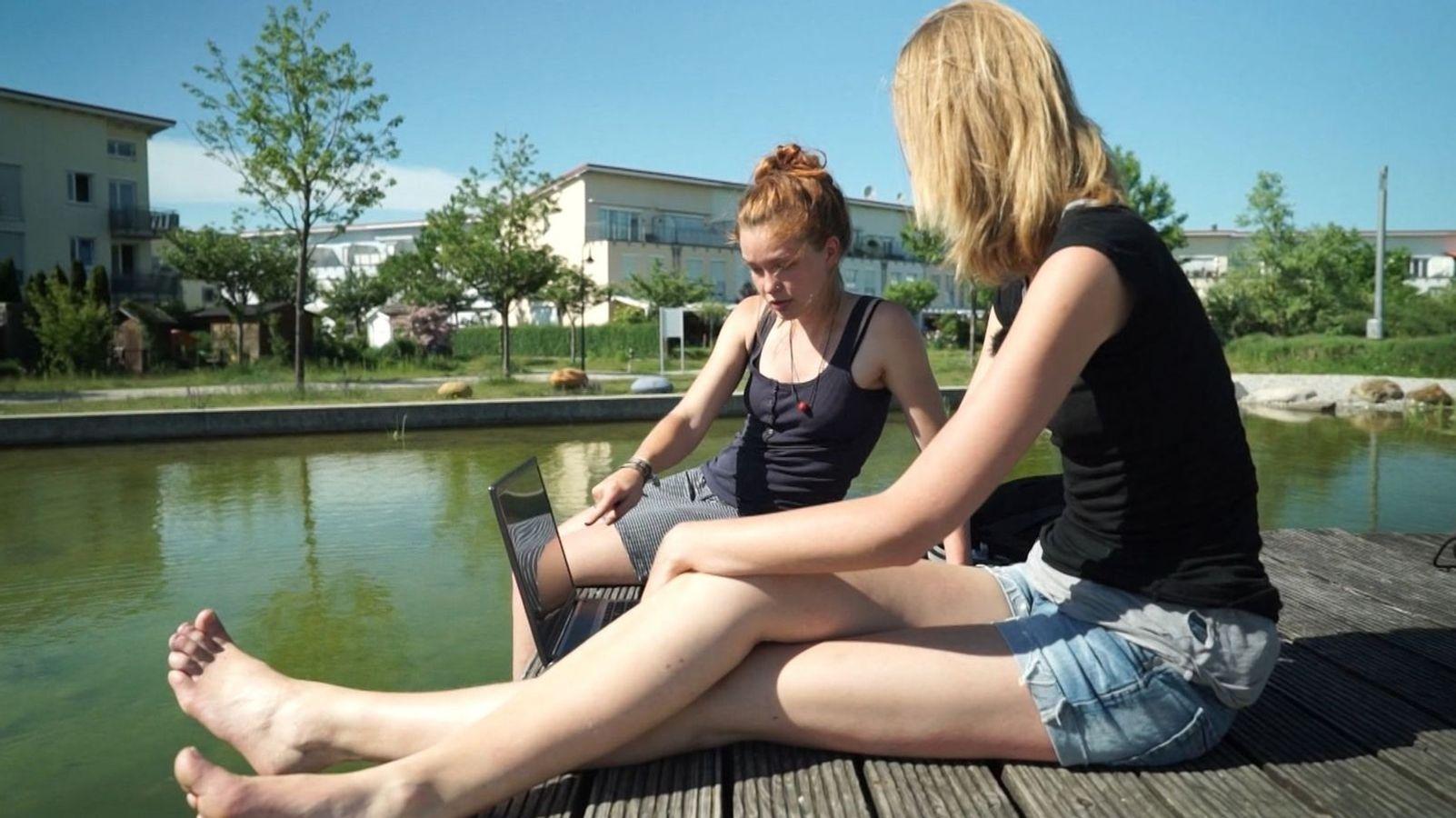 """""""Containern"""" ist Diebstahl: Urteil gegen Studentinnen bestätigt"""