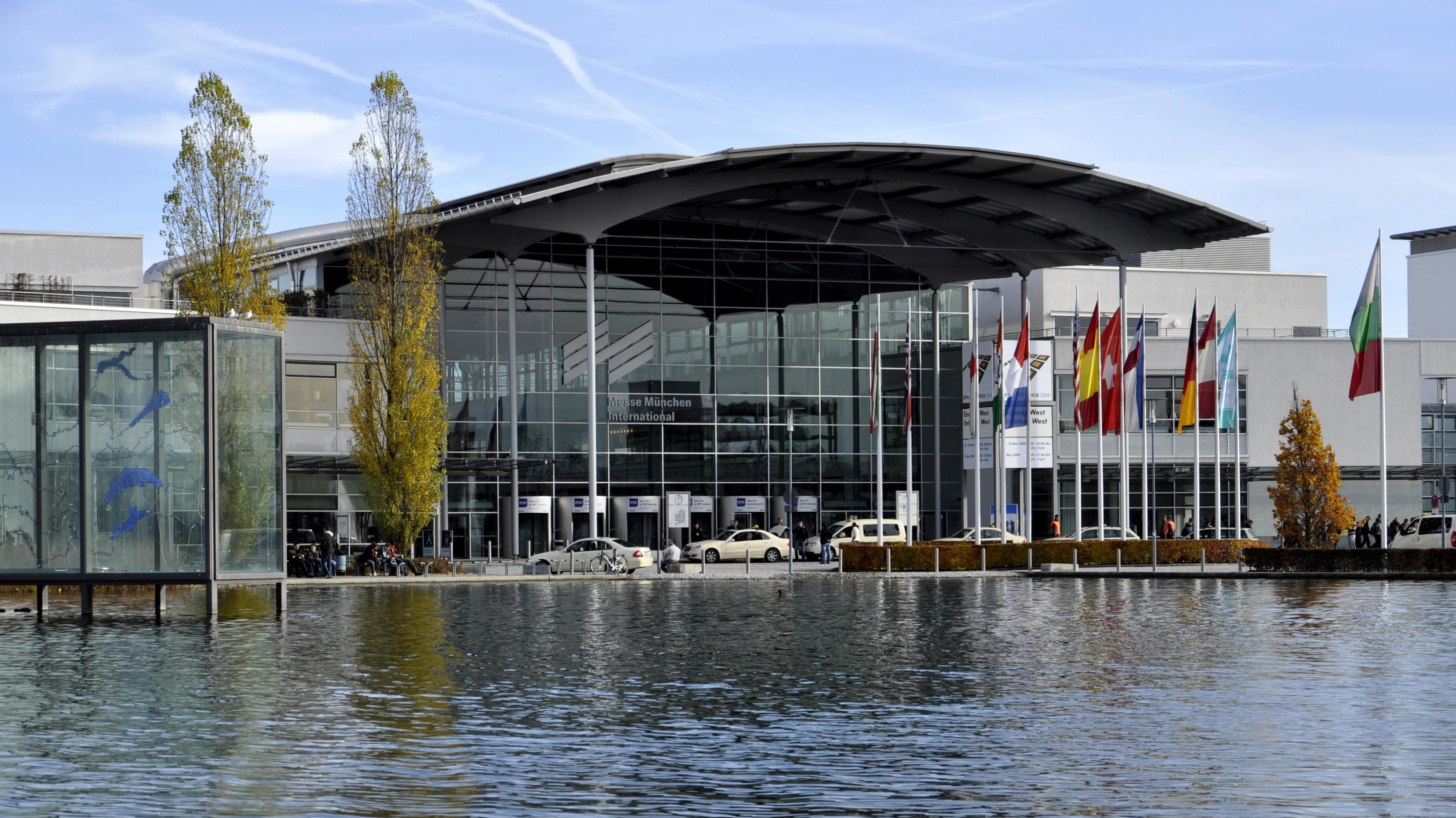 BAU/Messe München
