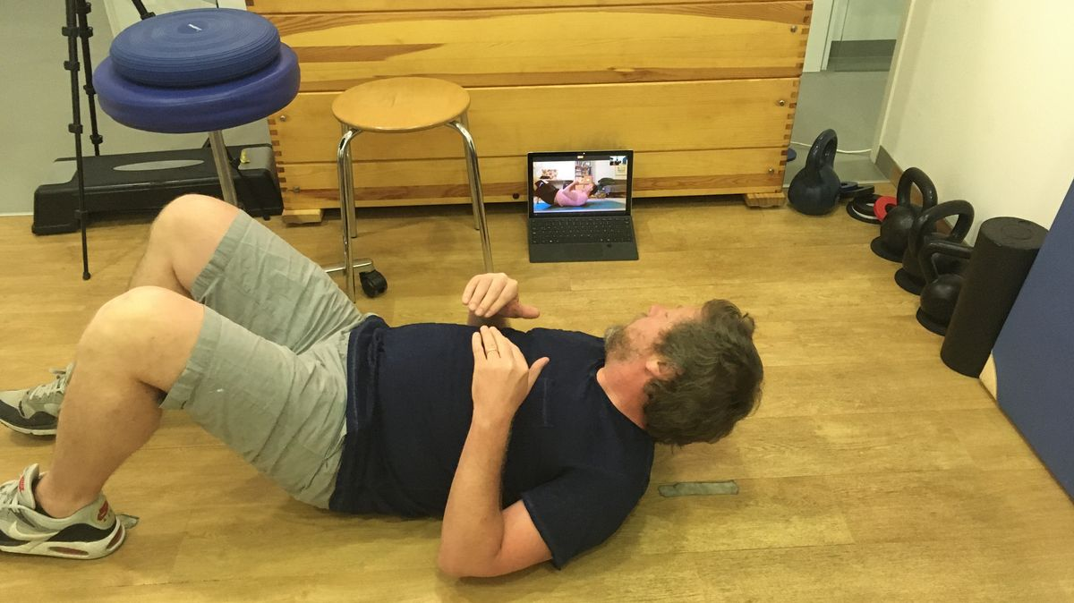Physiotherapie per Video