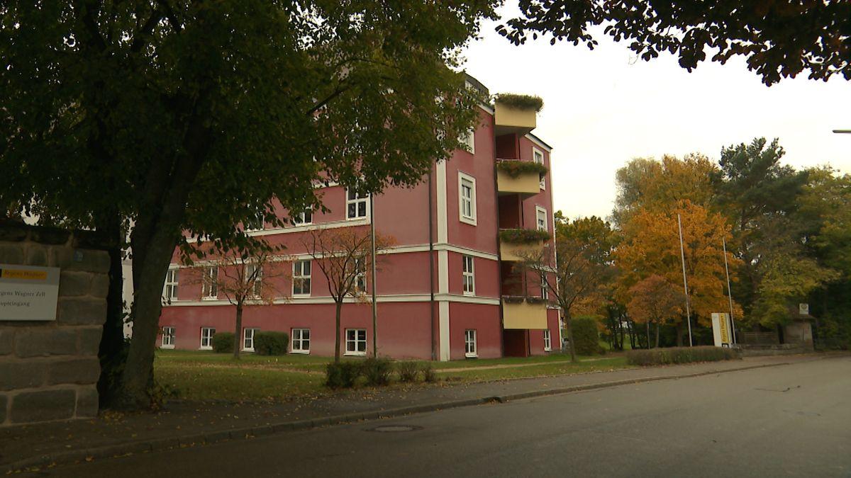 Wohnheim der Regens-Wagner-Stiftung in Zell bei Hilpoltstein (Lkr. Roth)