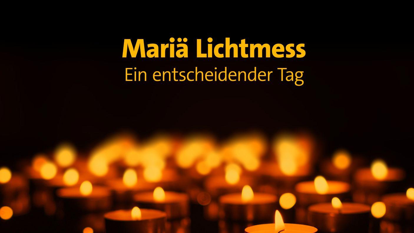 Mariä Lichtmess