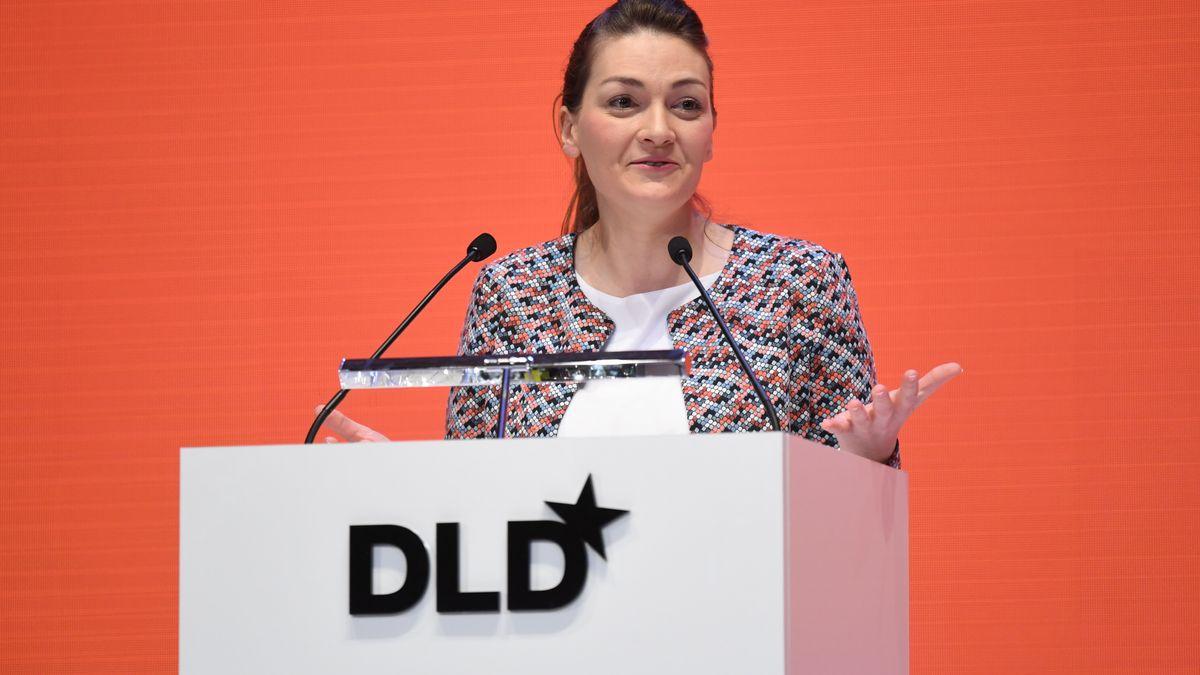 Bayerns Digitalministerin Judith Gerlach