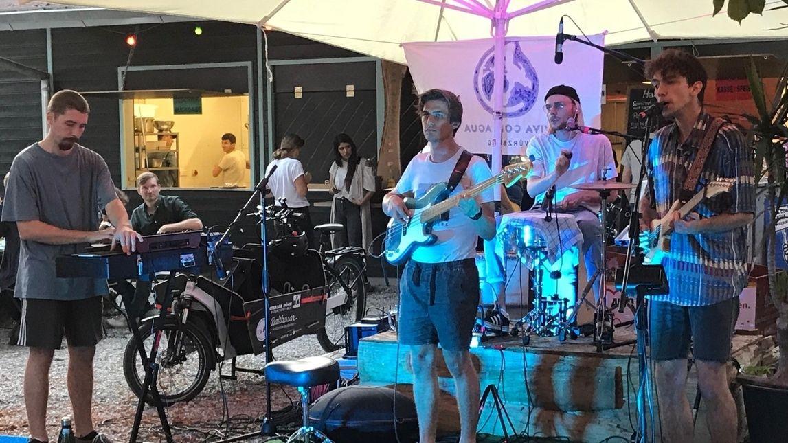 Indie-Band Zulu