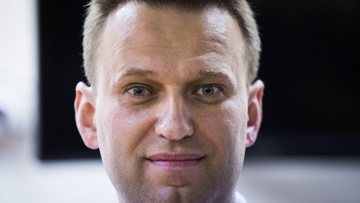 Kremlkritiker Alexej Nwalny.