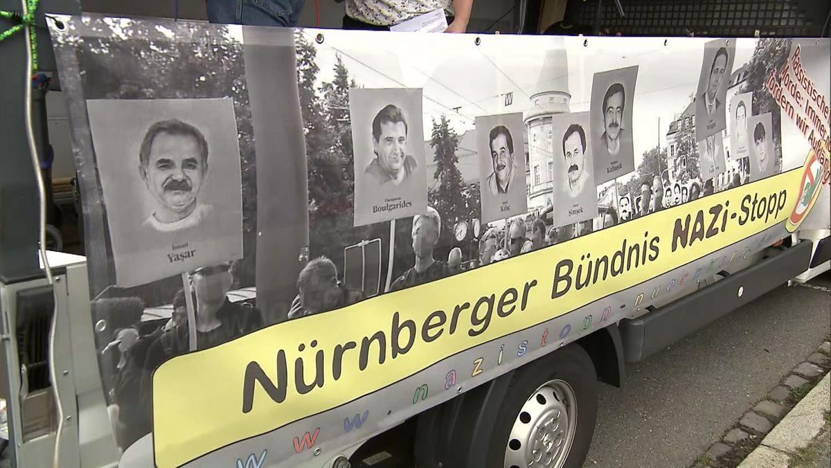 Gedenken an die Opfer des NSU-Terrors