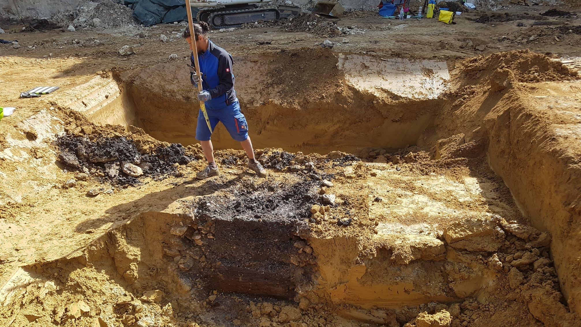 Ausgrabungen in Nördlingen