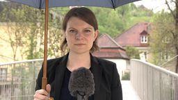 MdB Emmi Zeulner, CSU im Kontrovers-Interview | Bild:BR
