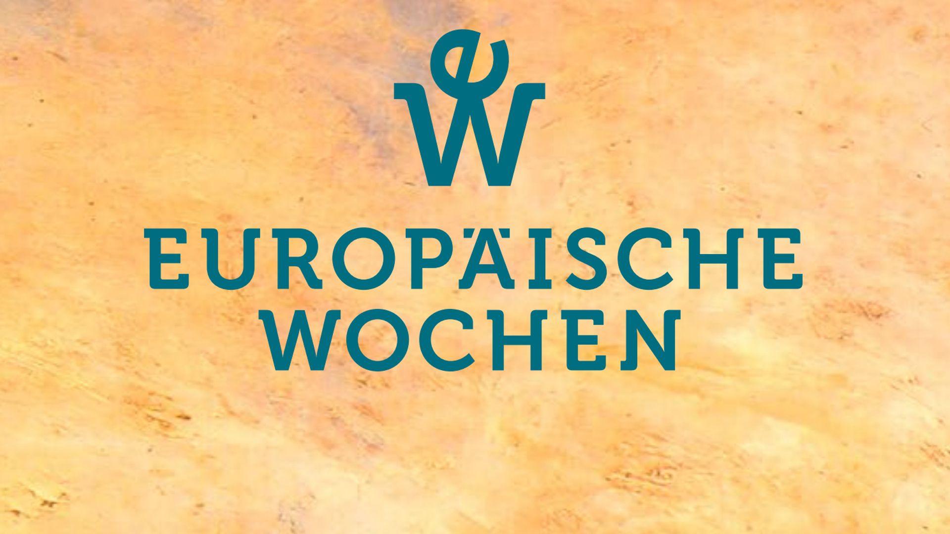 Logo der Europäischen Wochen in Passau