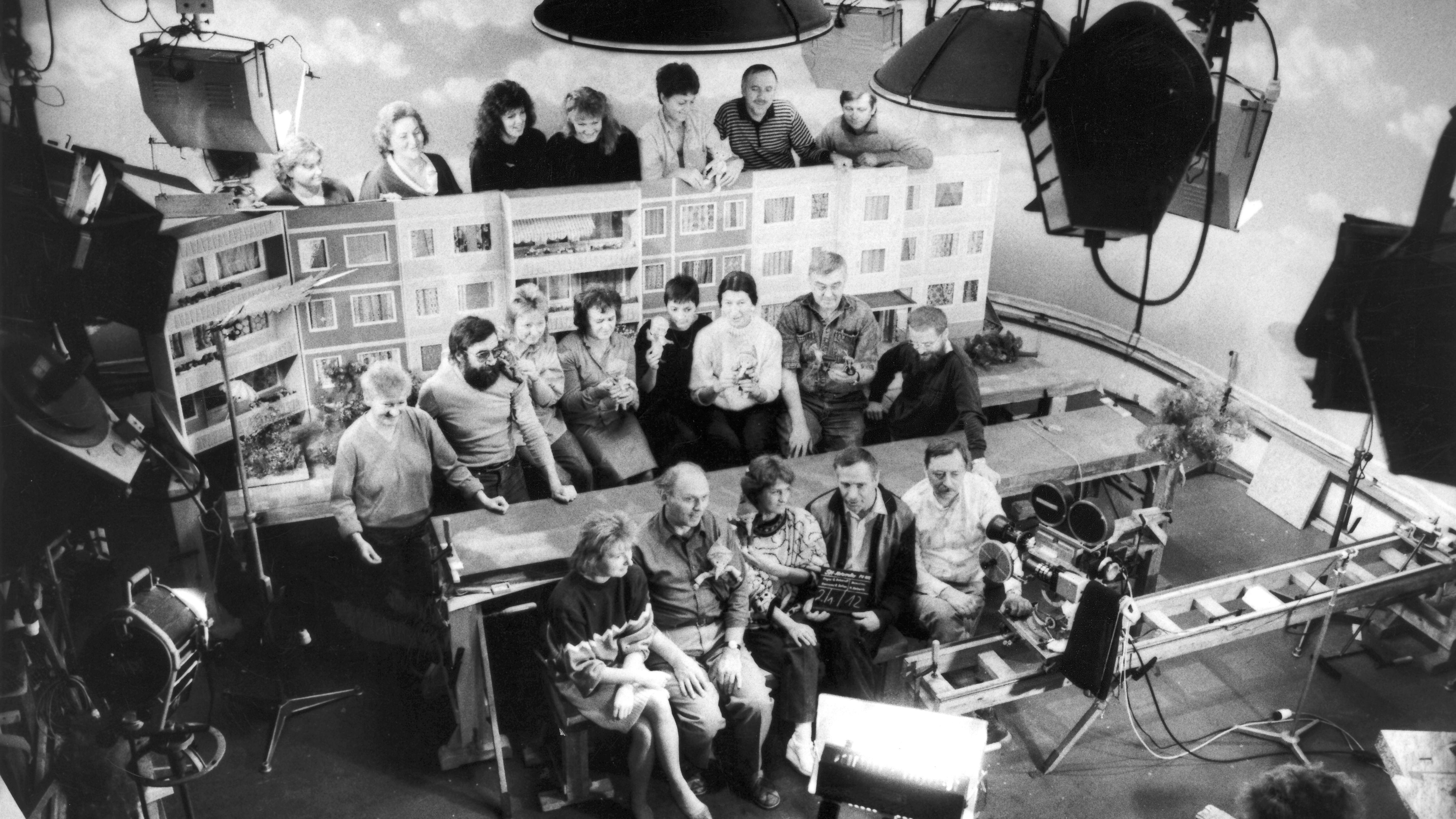 Sandmännchens Geburtstagsfeier am 8.11.1989