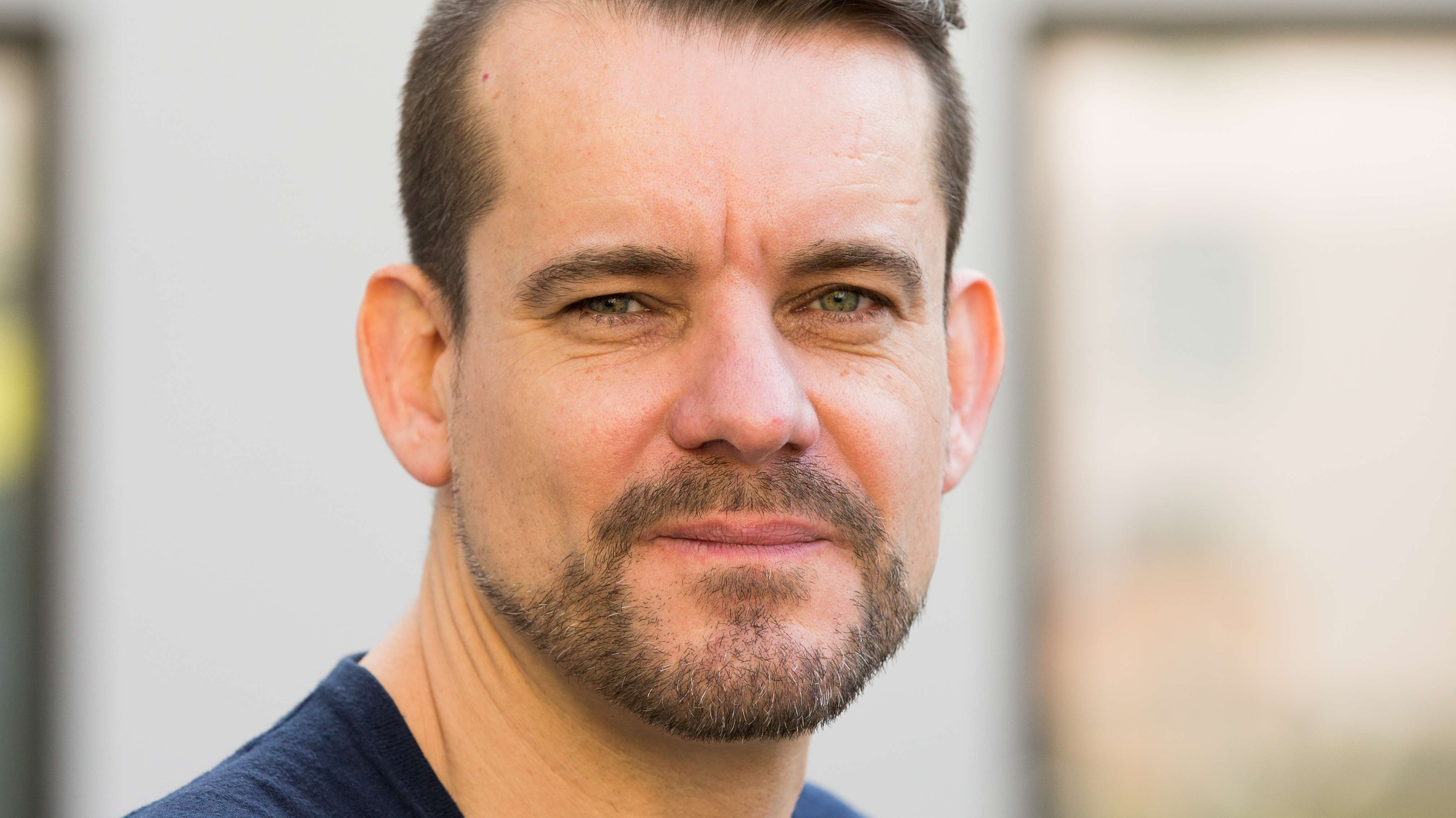 Kinderbuchautor Bart Moeyaert