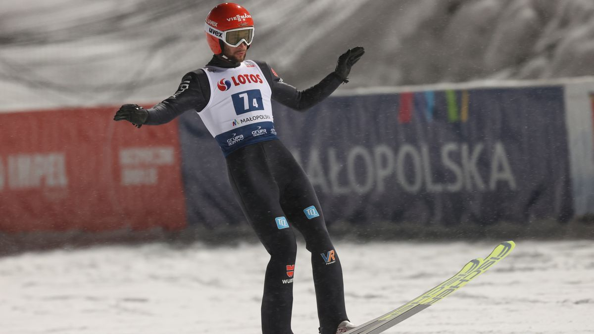Markus Eisenbichler in Zakopane