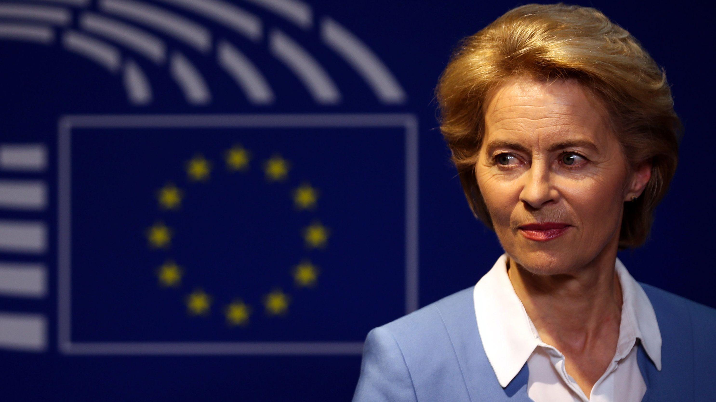 Ursula von der Leyen will die EU-Kommission paritätisch besetzen