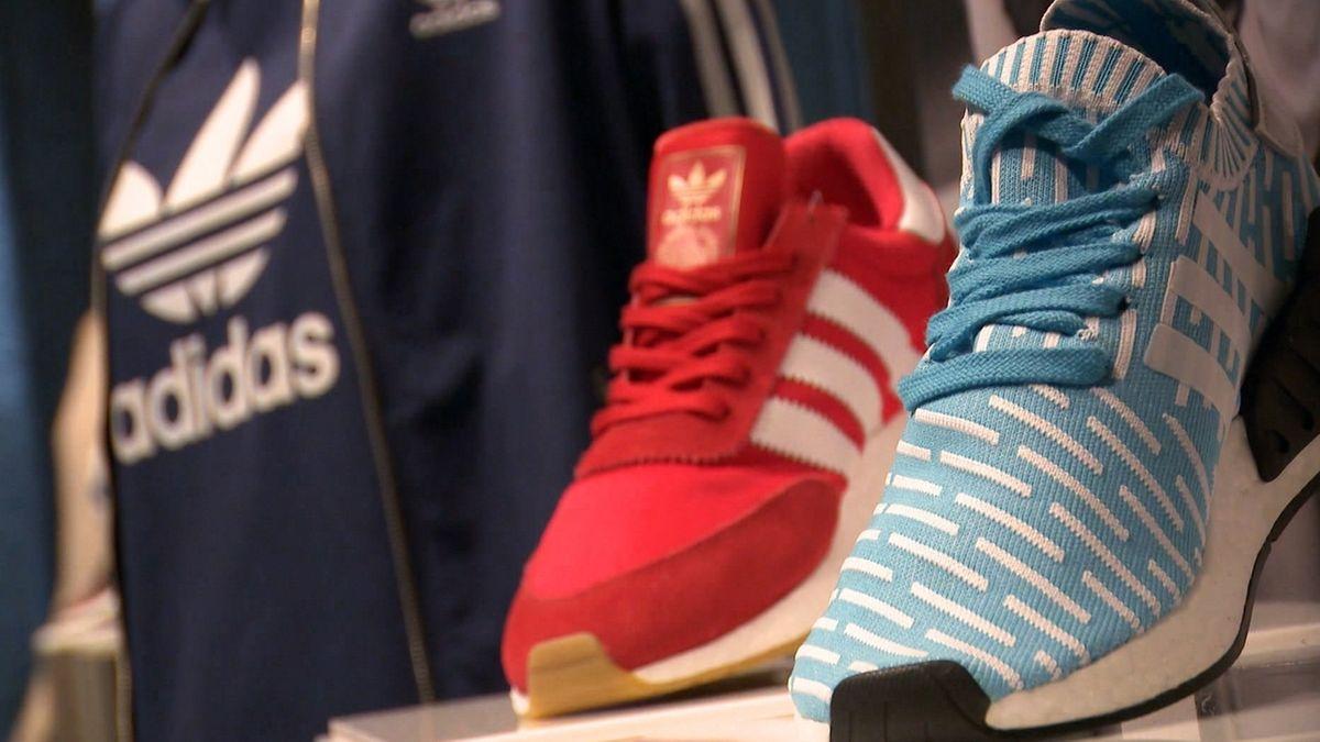 Adidas startet stark ins Jahr und erhöht Prognose