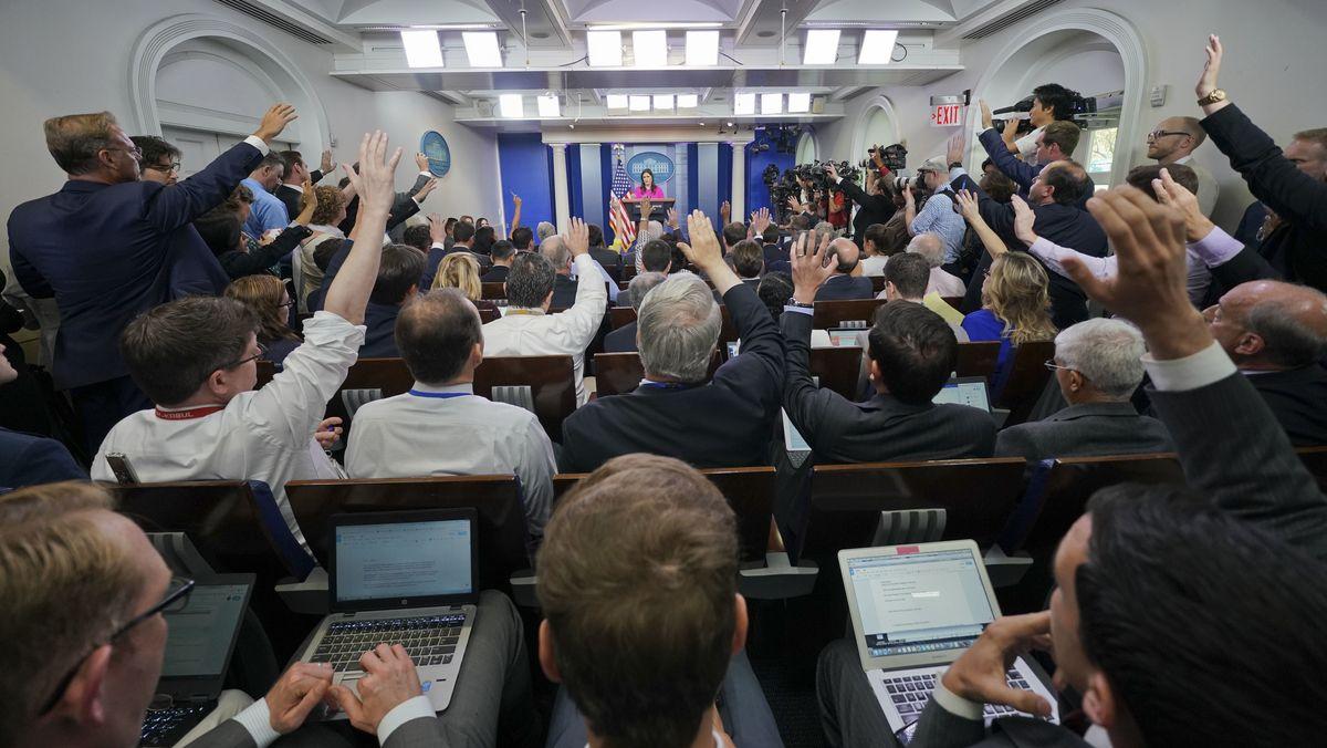 Reporter ohne Grenzen zeigte sich schockiert über die zunehmende Gewalt gegen Journalisten in den USA.