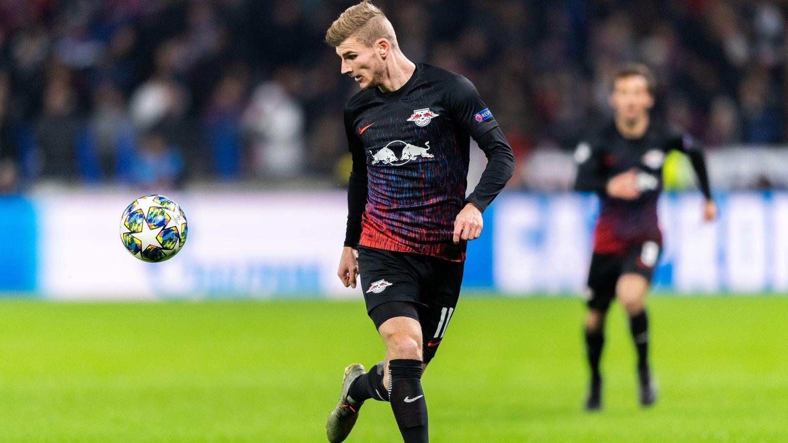Champions League live: Tottenham Hotspur - RB Leipzig