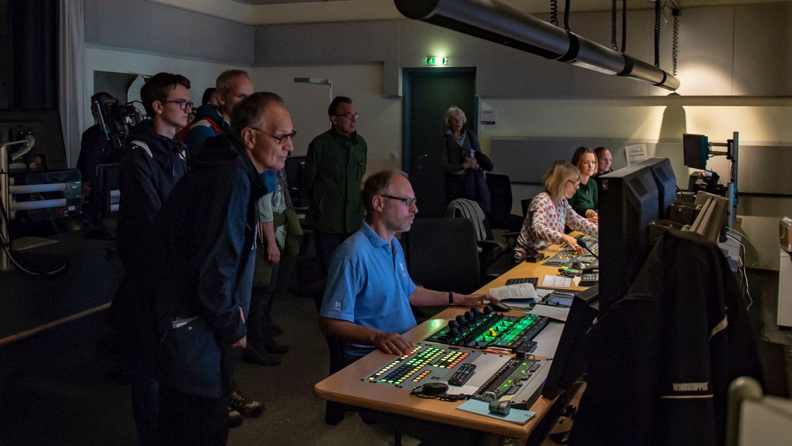 """""""Lange Nacht der Wissenschaften"""" im BR-Studio Franken 2019"""