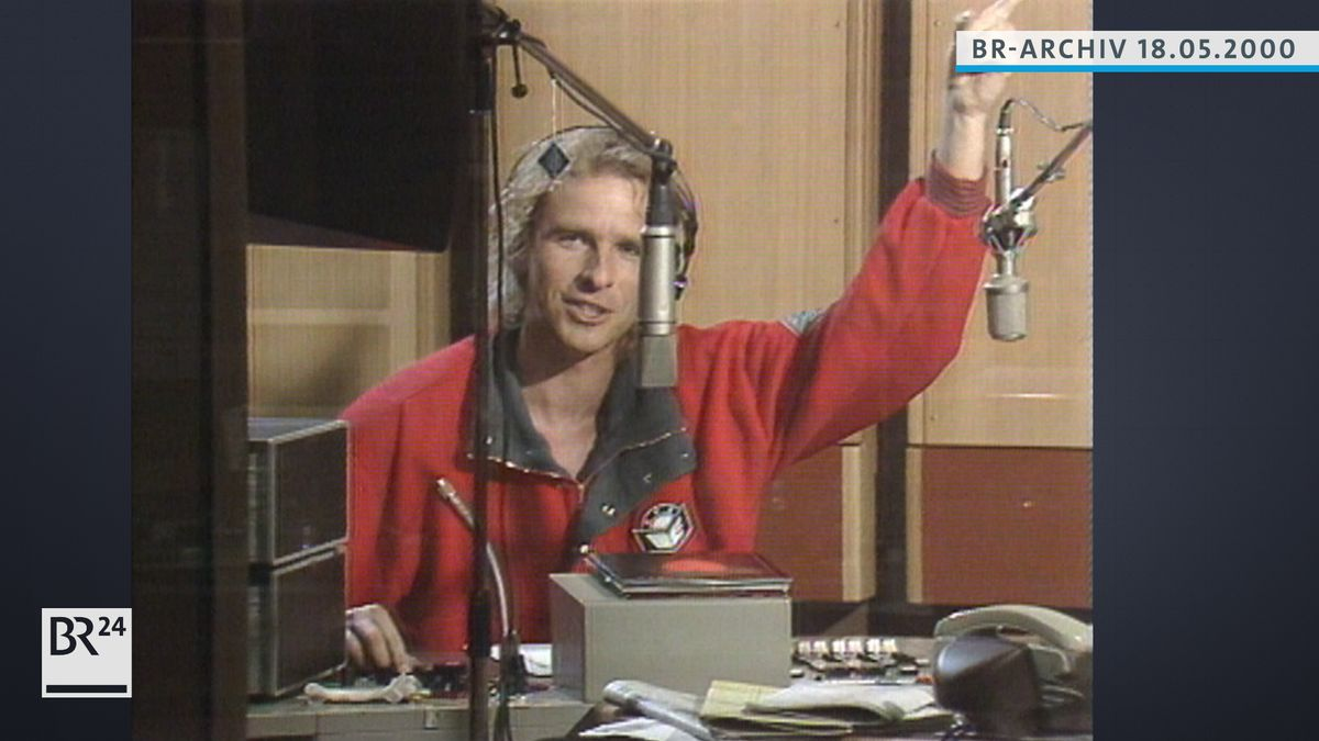 Thomas Gottschalk als der B3 Radioshow