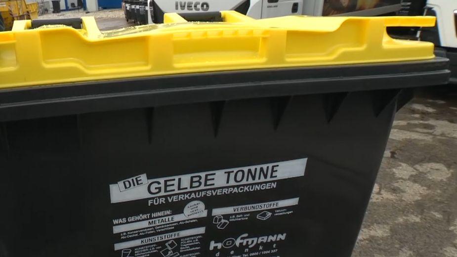 Nürnberg schafft den gelben Sack ab