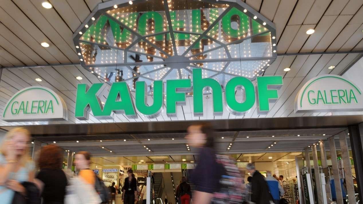 Kaufhof in München