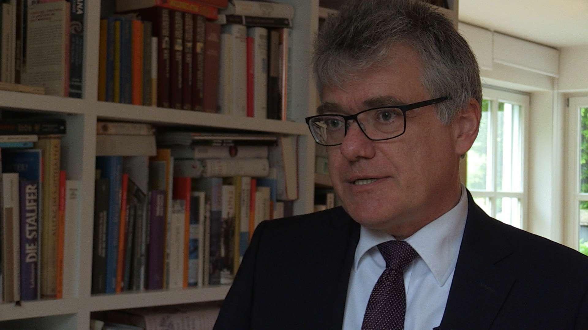 Markus Taube, Professor für Osatasienwirtschaft an der Universität Duisburg-Essen
