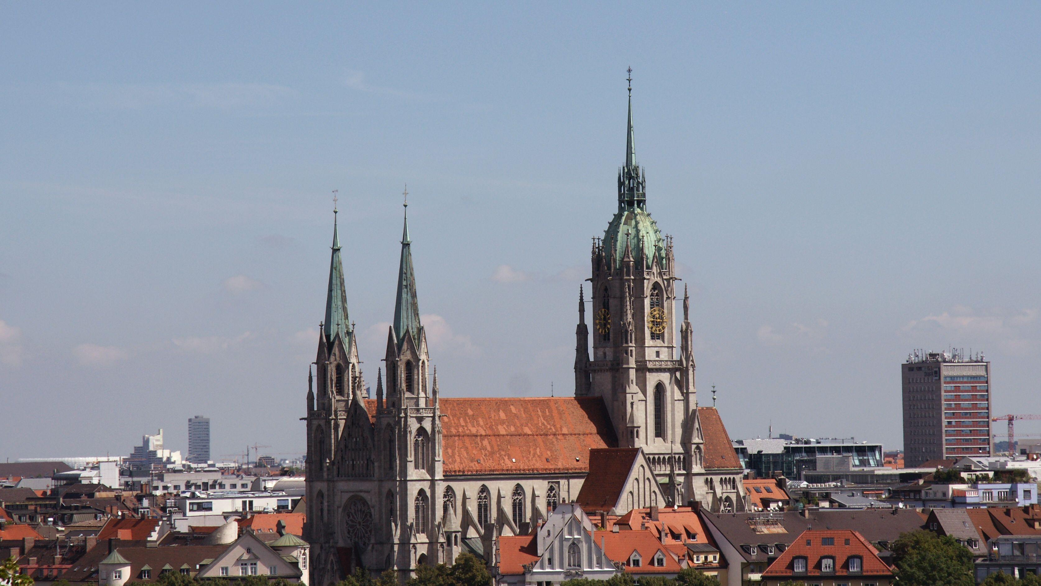 Pfarrkirche St. Paul in München