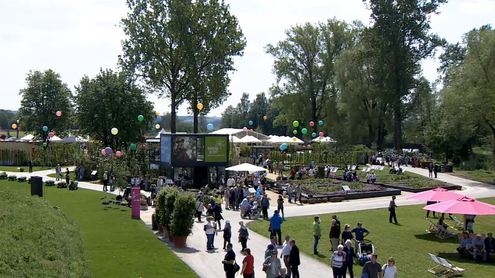 Verein will Gartenschau-Schätze in Wassertrüdingen bewahren