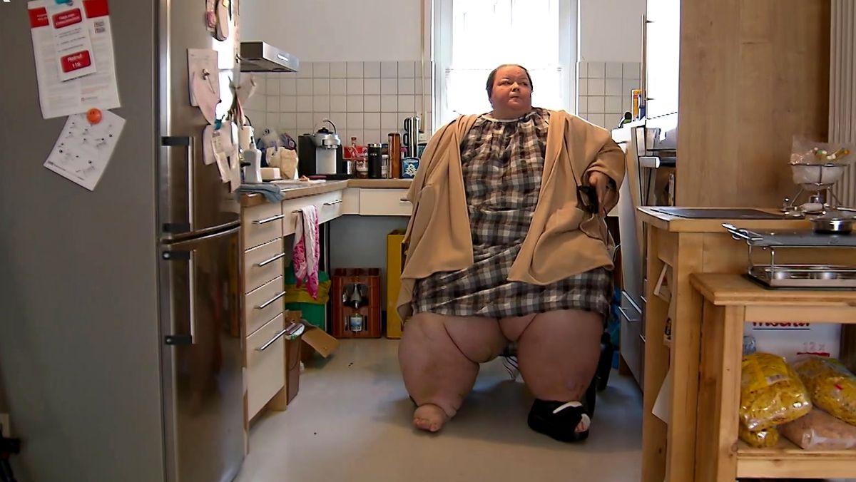 Sonja Bauer in ihrer Küche