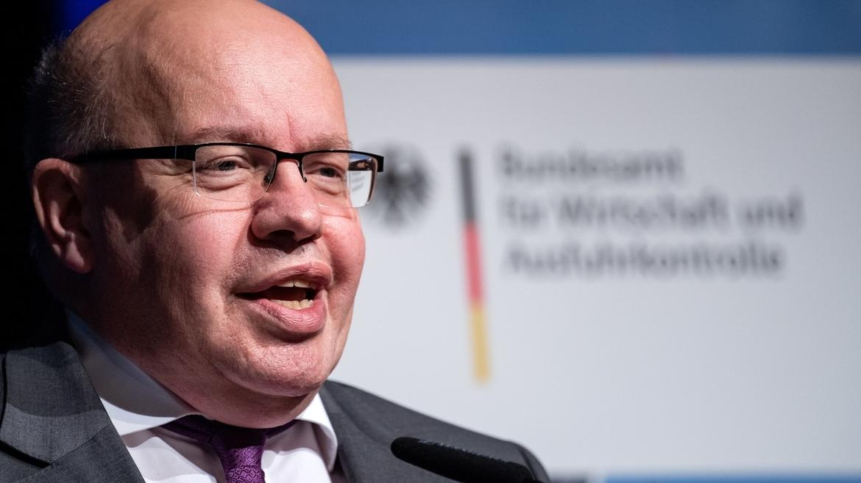 Bundeswirtschaftsminister Peter Altmaier (CDU)