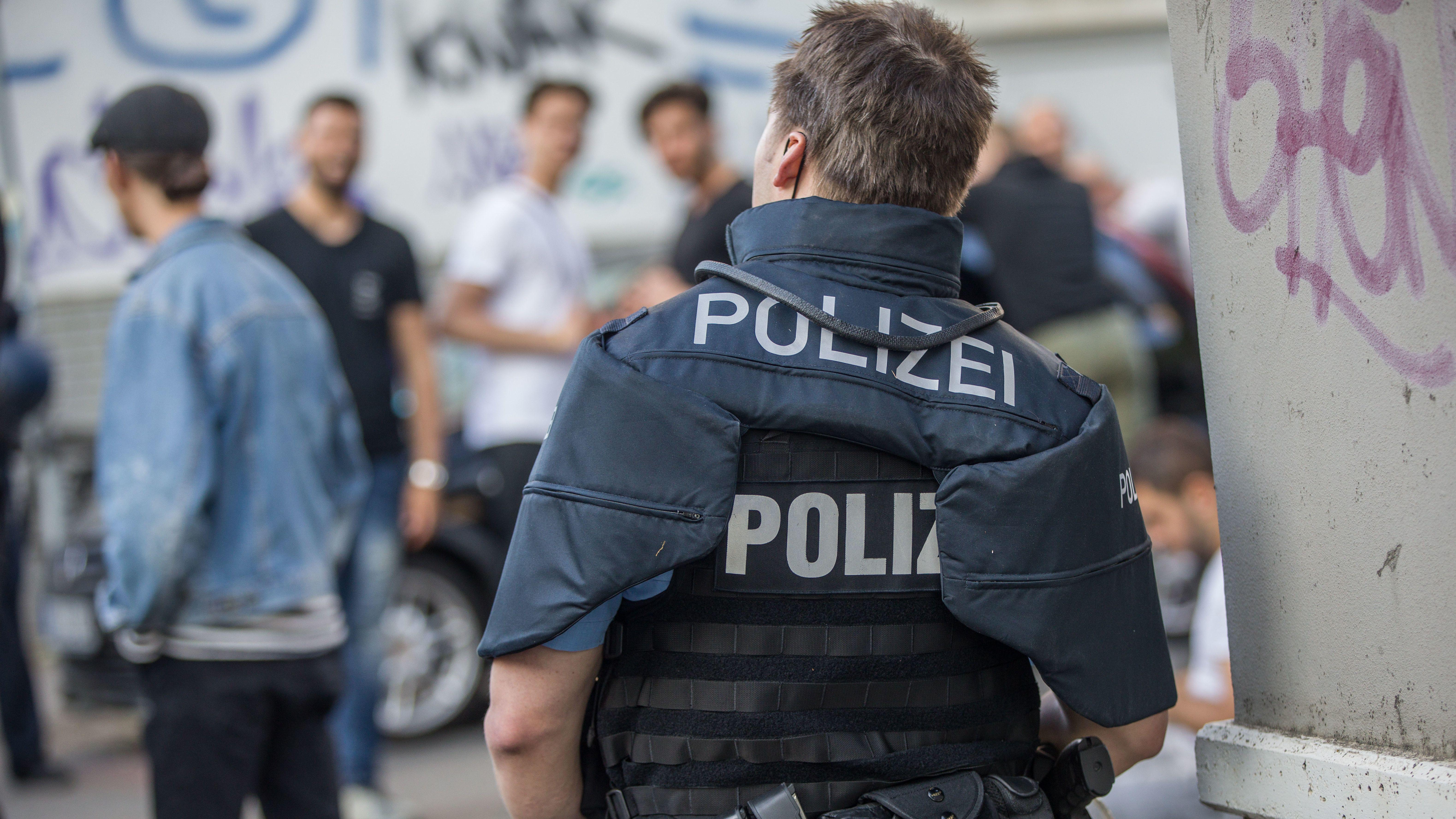 Polizisten zunehmend Opfer von Gewalt