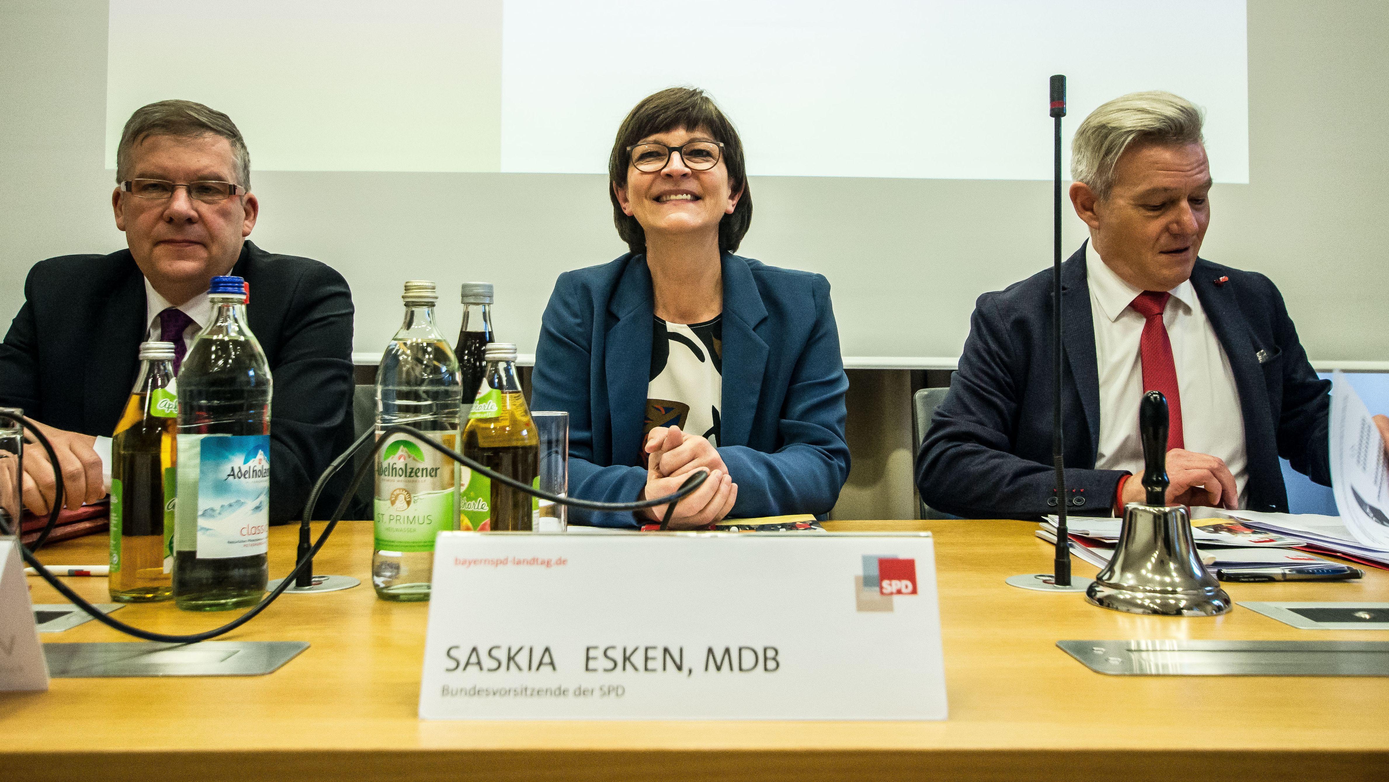 SPD-Winterklausur