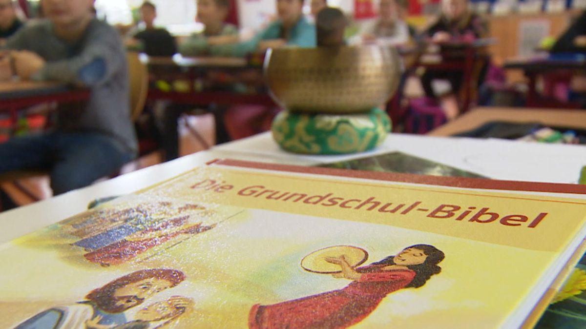 Religionsunterricht an Grundschule