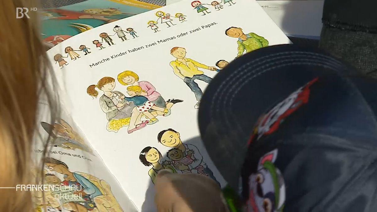 "Kinderbuch aus dem ""Koffer der kunterbunten Lebenswelten"""