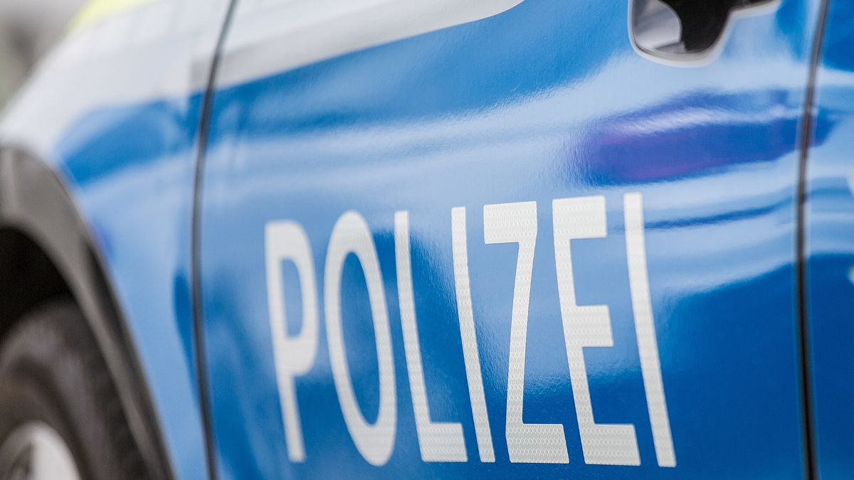 Polizeiauto (Symbolbild).