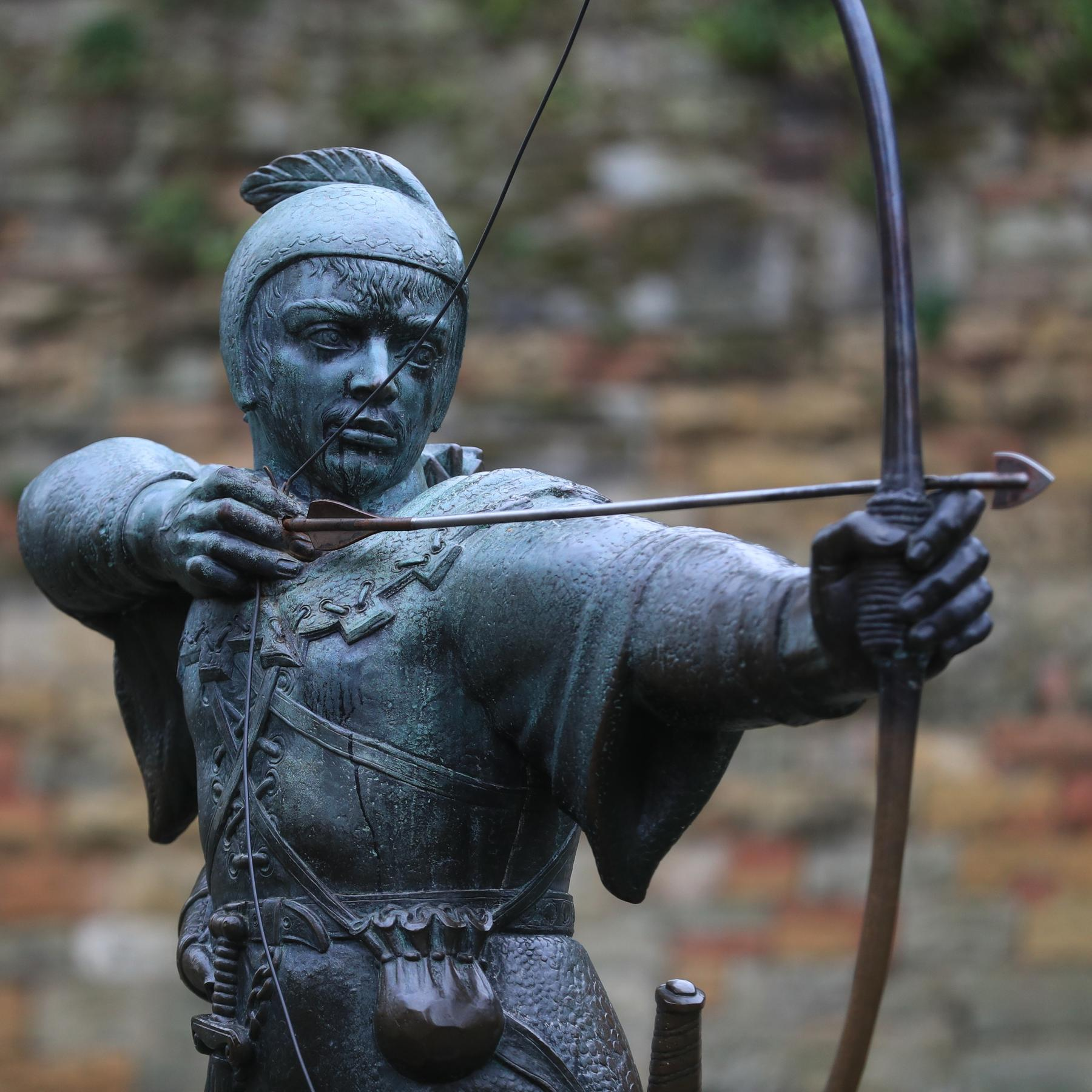Robin Hood - Die Legende vom edlen Räuber