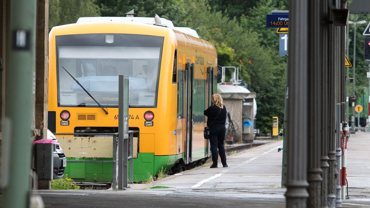 Symbolbild Oberpfalzbahn