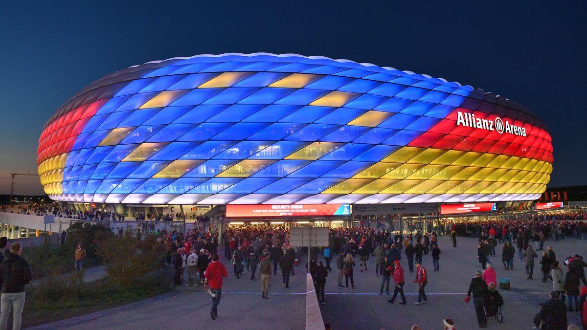 Fußball-EM 2021 in München?