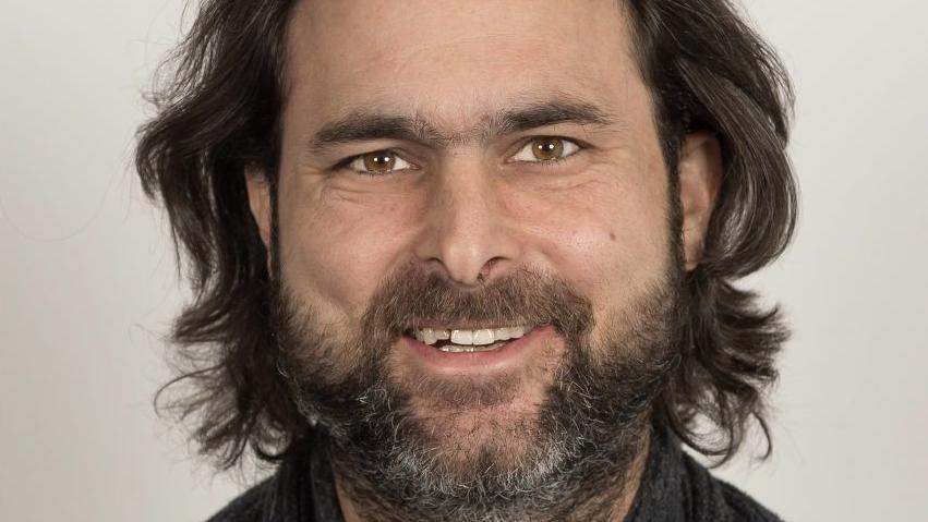Sea-Eye-Gründer Michael Buschheuer aus Regensburg.