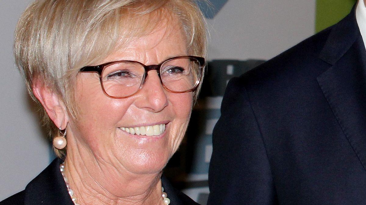 Regener Landrätin Rita Röhrl