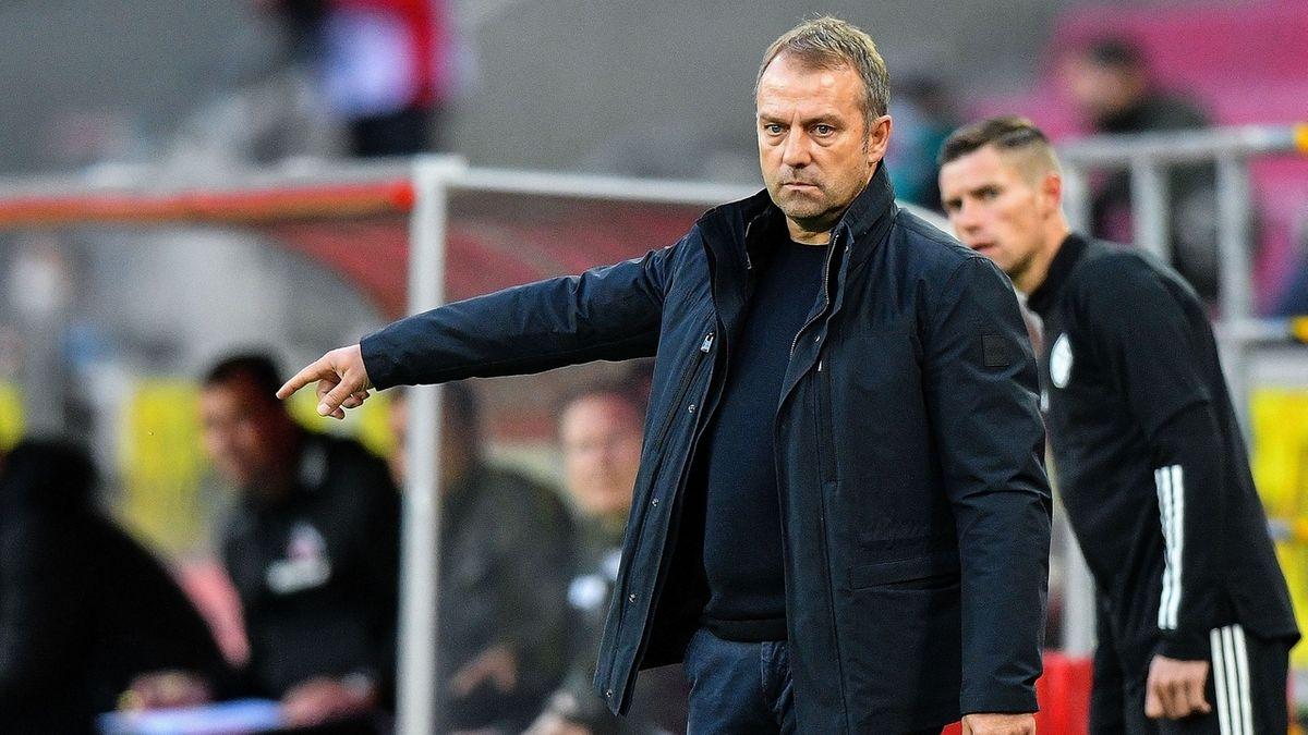 FCB-Trainer Hansi Flick
