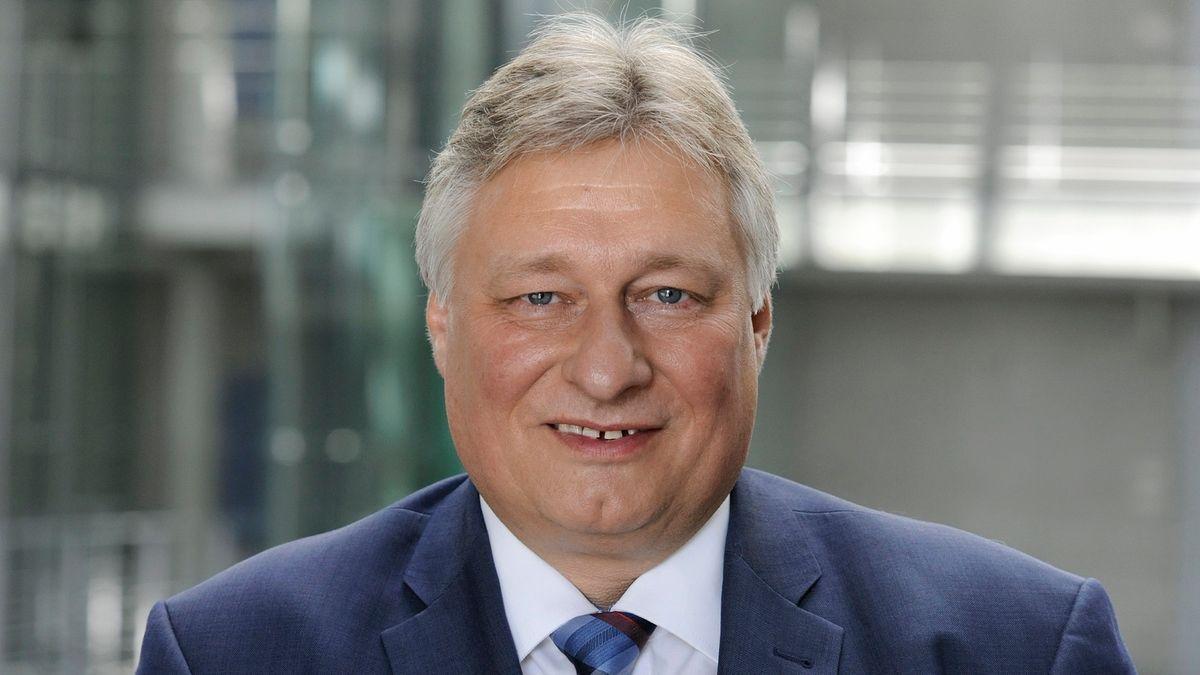 Bundestagsabgeorndeter Martin Burkert (SPD)