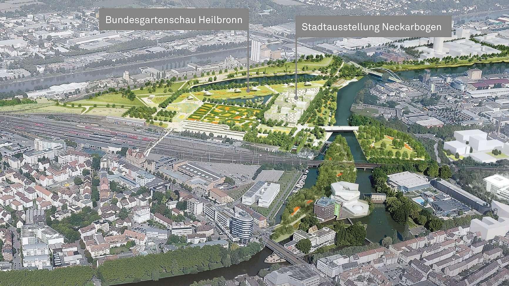Bundesgartenschau Heilbronn